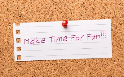 Make Time For Fun Events